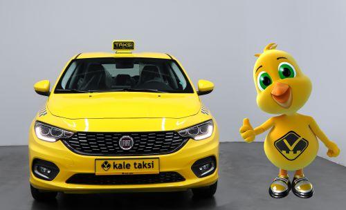 Sarı Taksi Plaka